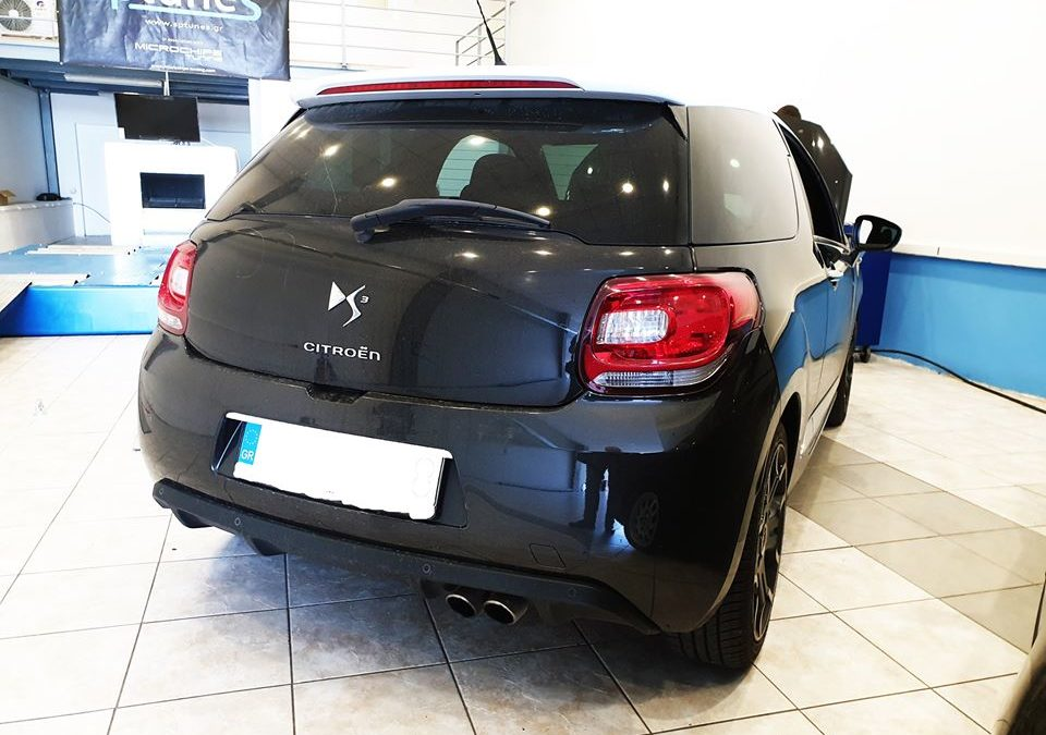 DS3 1.6hdi