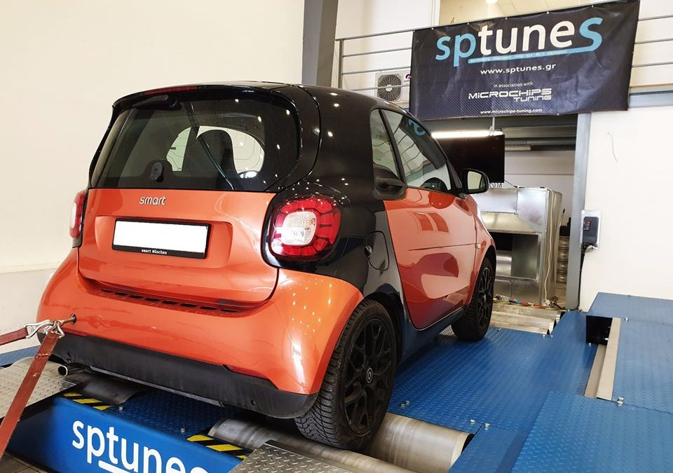 Fortwo 0.9tce