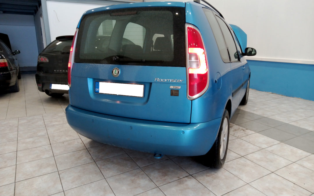 Roomster 1.2 TDI