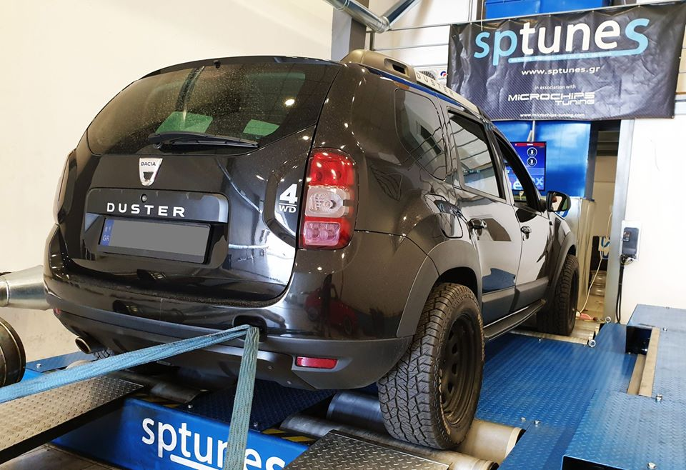 Duster 1.5dci